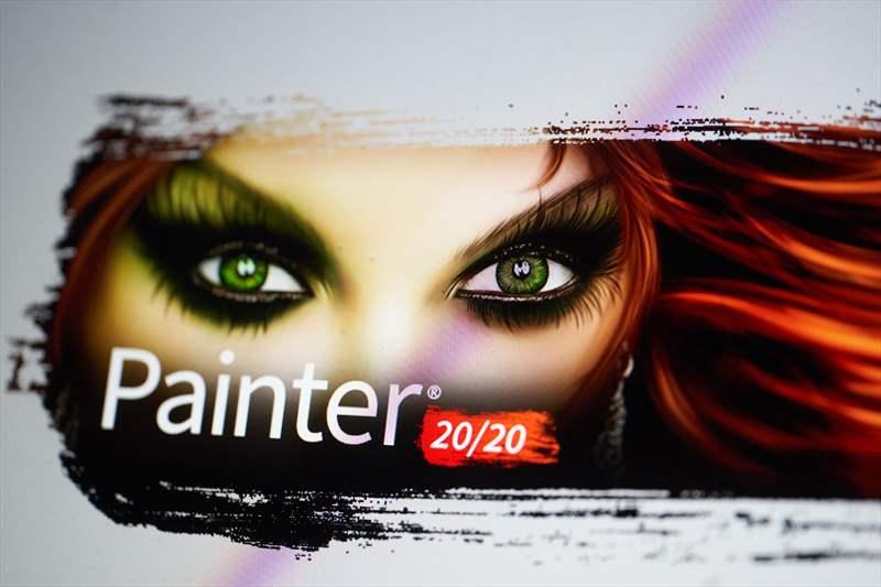 Wacom One 13 - Corel Painter 2020 (2)
