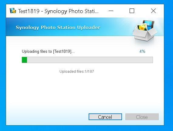 Configurare Profil Upload Windows 6