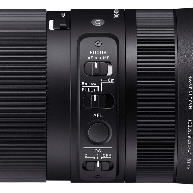 Sigma 100-400 mm pentru Sony (4)