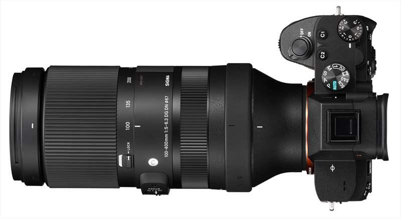 Sigma 100-400 mm pentru Sony (6)