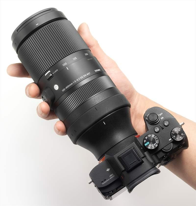 Sigma 100-400 mm pentru Sony (7)